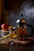 Зеленый крупнолистовой чай